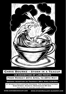 block prints- storm in a teacup