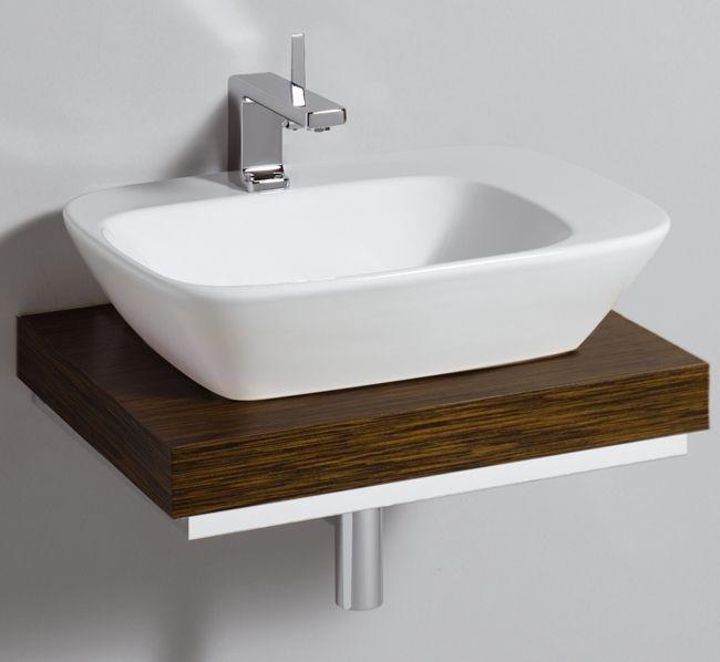 Advice on how to install floating Shelf for bathroom basin