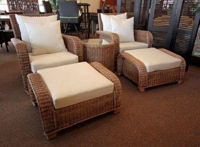 rattan furniture hawaii photos | Furniture, Modern patio ...