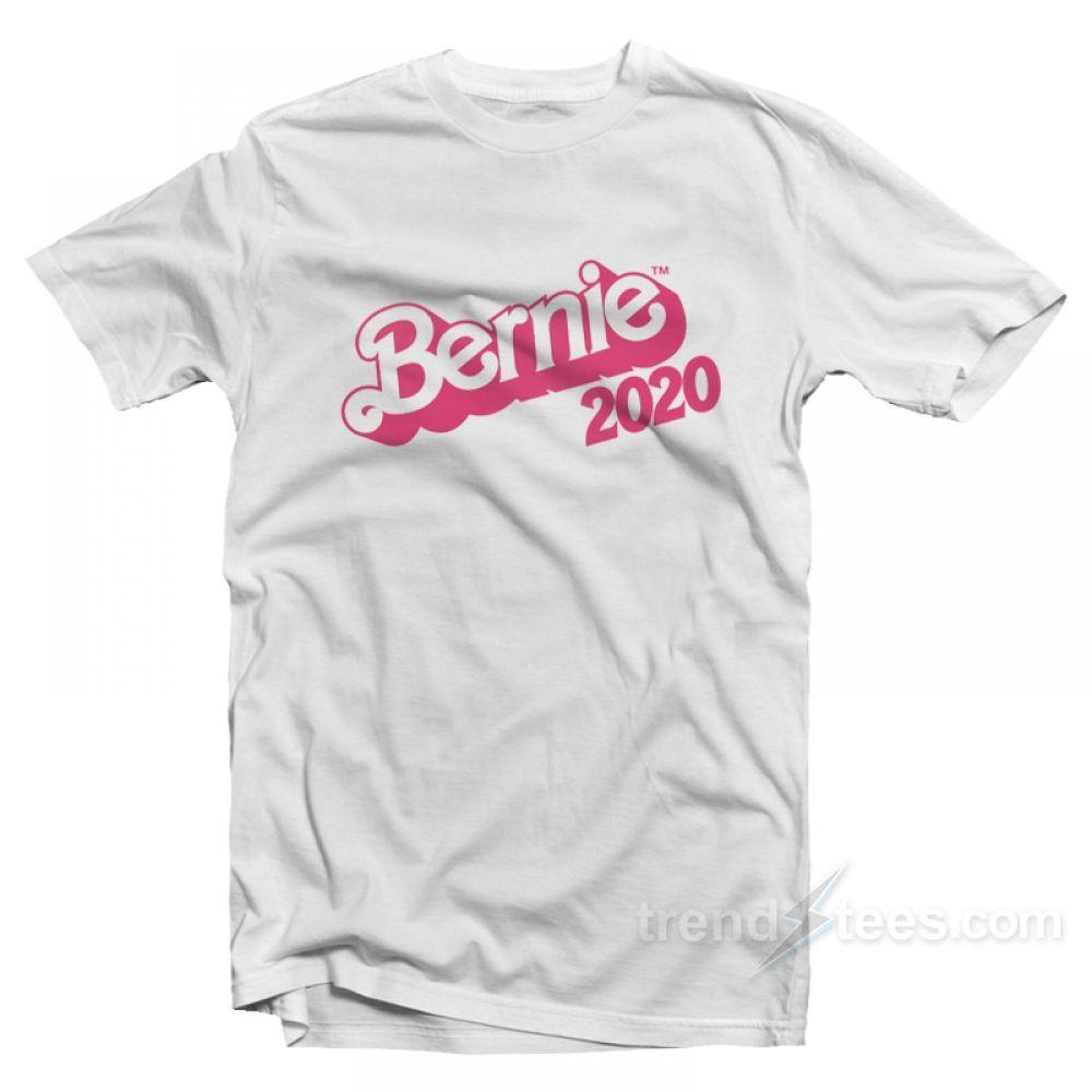 Bernie Barbie 2020 T Shirt For Unisex T Shirt Cheap Trendy