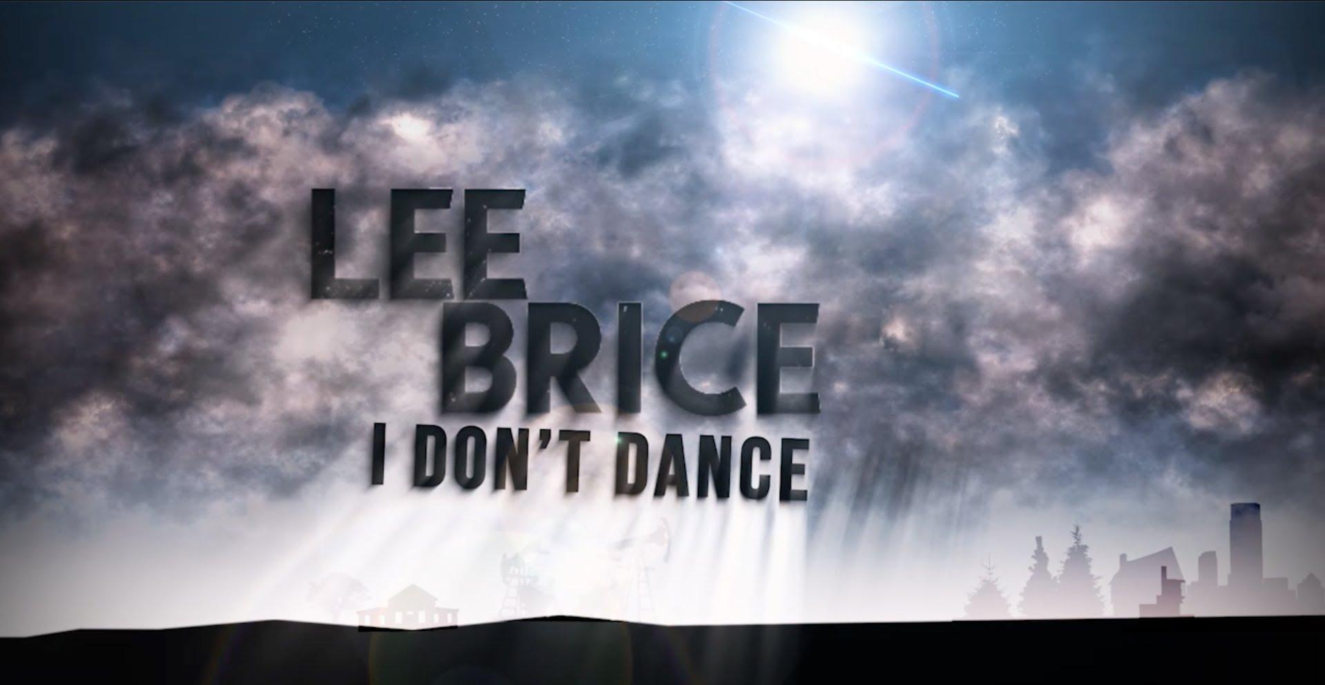 First Dance Lee Brice