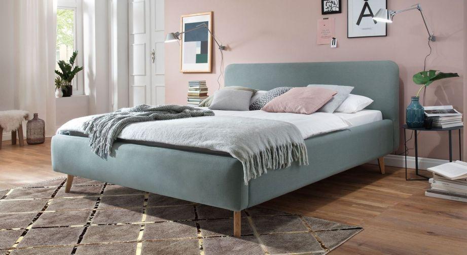 Preiswertes Polsterbett Mit Skandinavischem Charme Carballo Polsterbett Bett Bett 200x200