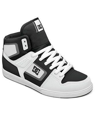 74247110b7 DC Shoes, Factory Lite HI Sneakers - Sneakers Athletic - Men - Macy's