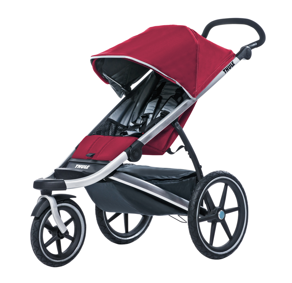 Rated 1 allround sports stroller, The Thule Urban Glide