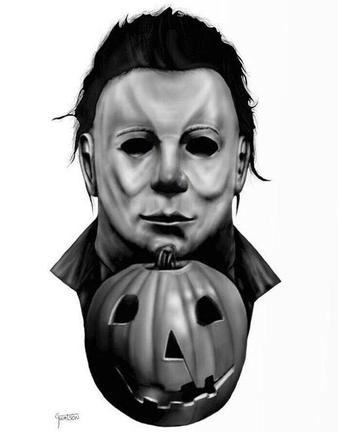 Michael Myers Halloween Michael Myers Art Michael Myers