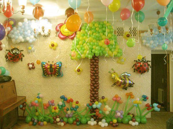 Party jungla cumplea os selva ideas manualidades - Manualidades para decoracion ...