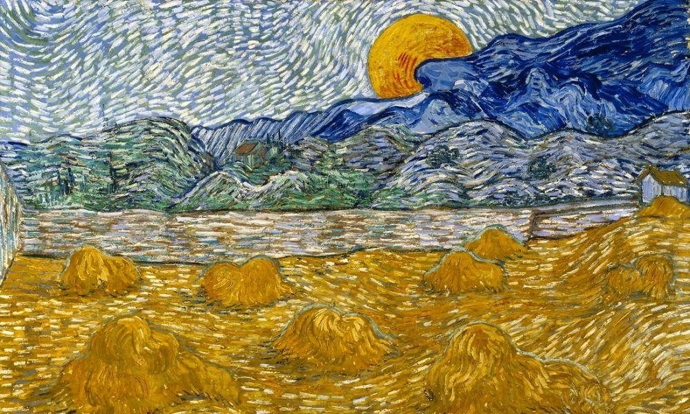 Van Gogh Man And The Earth Exposição No Palazzo Reale Em Milão Van Gogh Pinturas Produção De Arte Arte Van Gogh