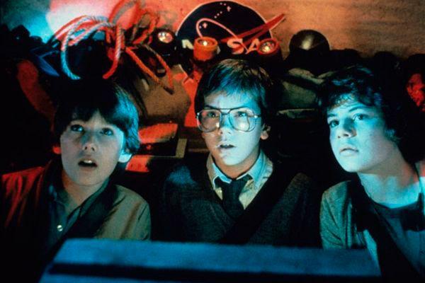 Exploradores. 1985. Cinéfilos