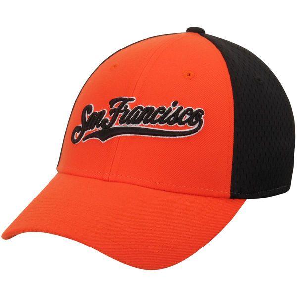best loved 8fadf 2b423 ... coupon mens san francisco giants nike orange dri fit mesh back swoosh  flex hat your 55bcc
