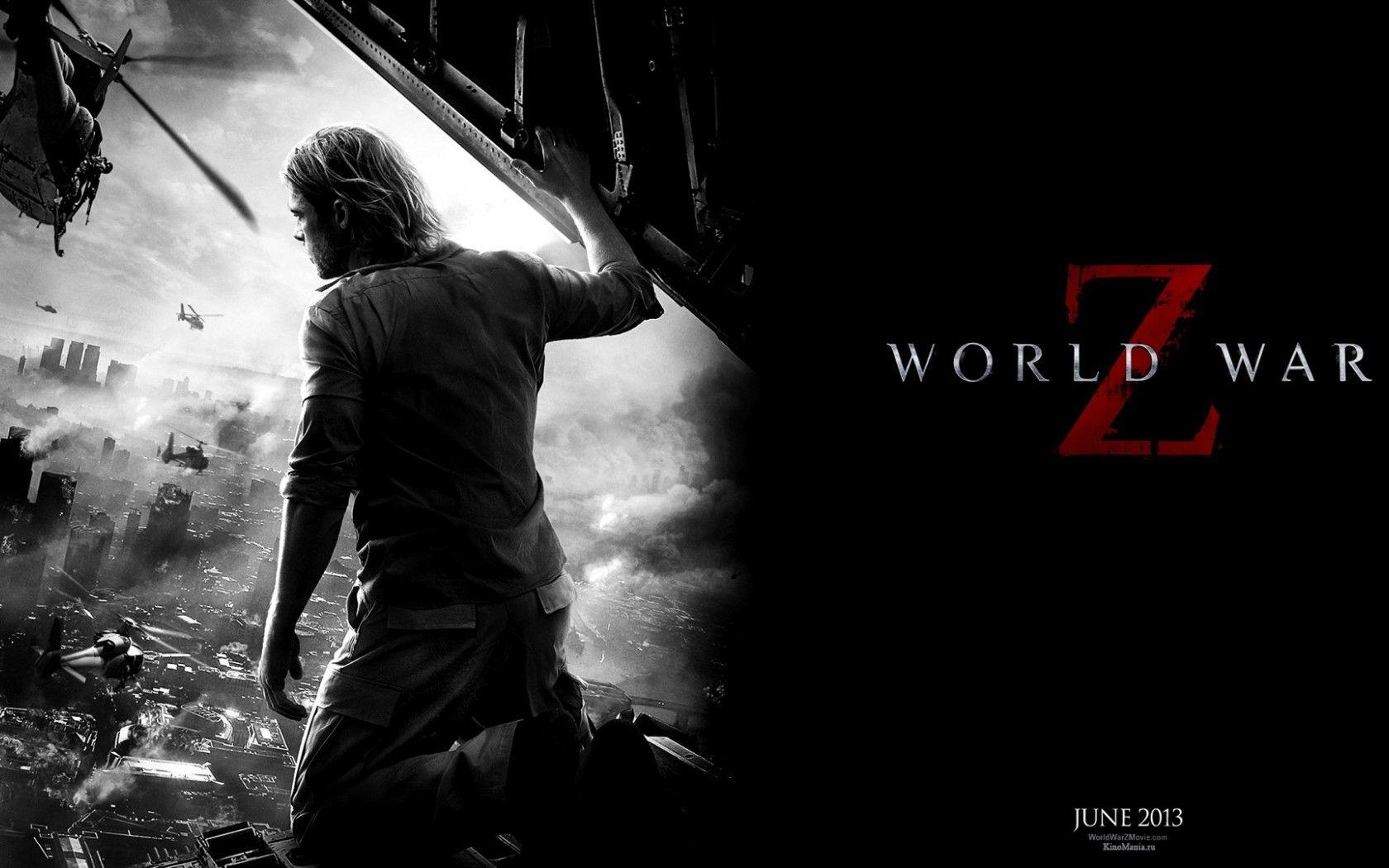 World War Z HD wallpaper | World war, World, War