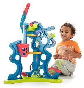 Amazon.com: Fisher-Price Spinnyos Giant Yo-ller Coaster: Toys & Games