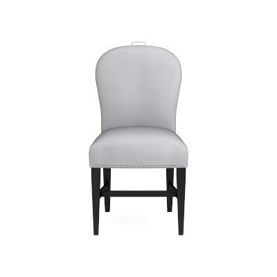 Brushed Nickel Dining Chairs