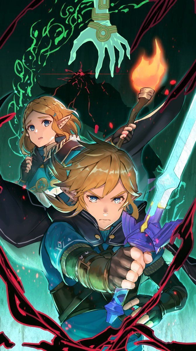 Theories A Gogo Sur Zelda Breath Of The Wild 2 Dessin Zelda Zelda Jeux Zelda