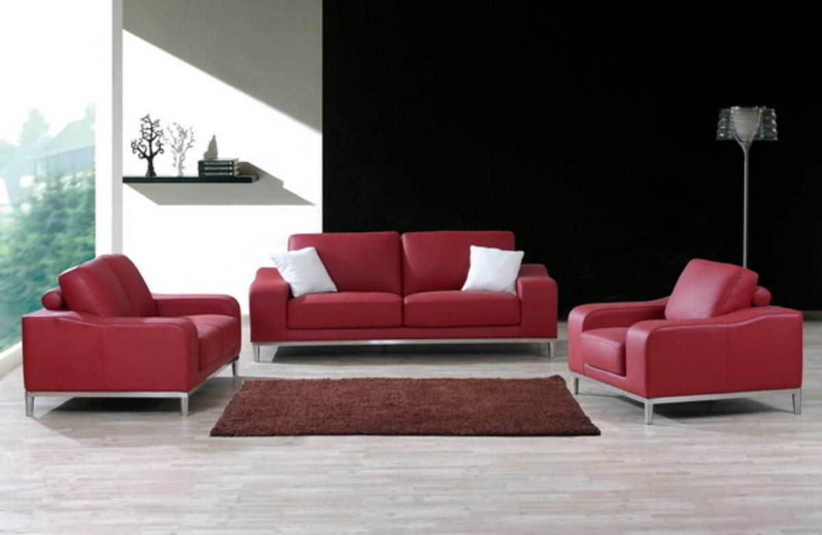 Decorating ideas for family rooms with leather furniture ...
