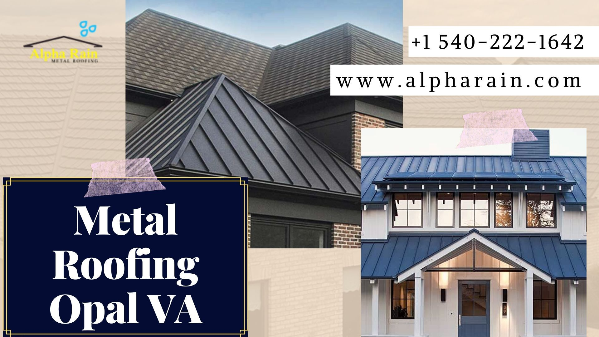 Can You Save 10 50 In Cooling Costs By Metal Roofing In Opal Va Metal Roof Roofing Metal Shingle Roof