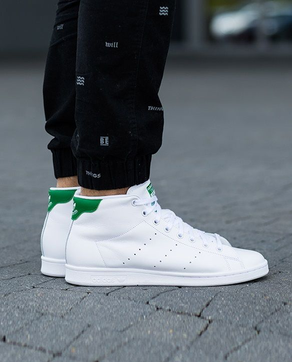 Contaminado amplio Tendero  adidas Originals Stan Smith Mid | Ropa, Zapatos, Perchas