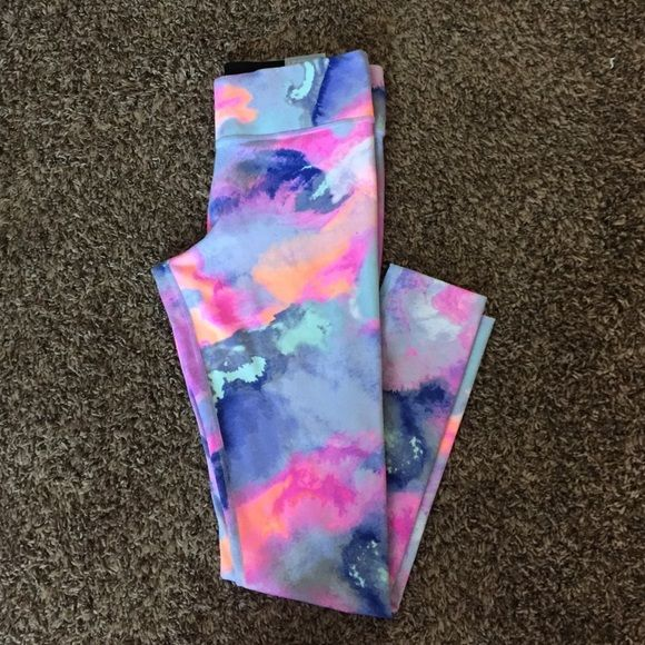 f0203b76fc43fd Victoria's Secret Pink pastel marble legging NWT Ultimate legging. Super  soft & stretchy size medium. Reasonable offers are always welcomed PINK  Victoria's ...