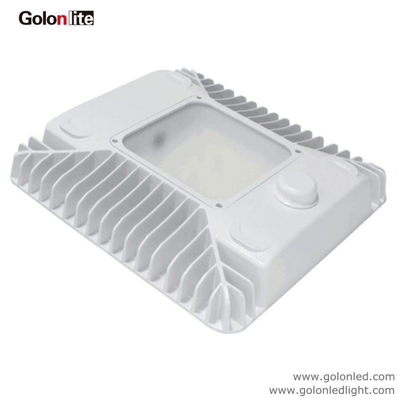 Led Parking Garage Canopy Light 40w With Motion Sensor In 2020 Canopy Lights Garage Canopies Garage Lighting