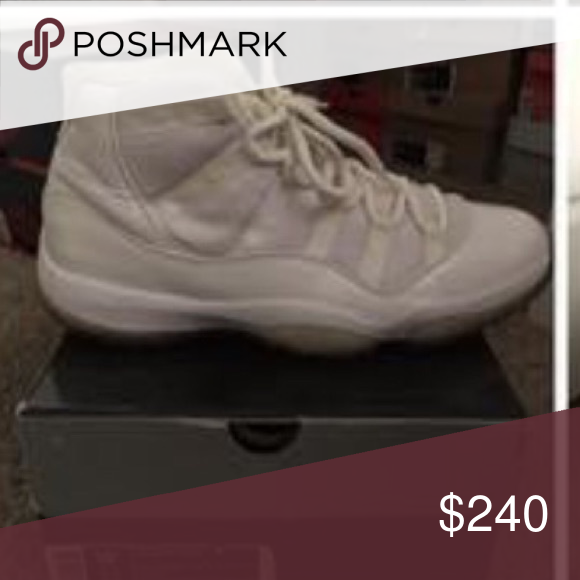 409d2bde8fc3c8 Nike Air Jordan 11 Retro 25th Anniversary 9.5 10 condition Size 10.5 Worn  2x og box Jordan Shoes Sneakers