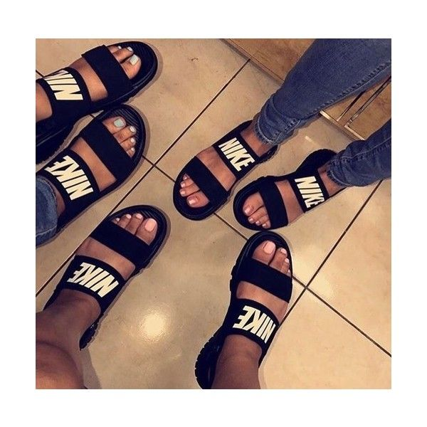 78aec8e4b09f Nike tanjun sandals i want some soooo bad but they re  45 and mm thats alot  for some sandals pero like if you re wondering you can get these online if  you ...