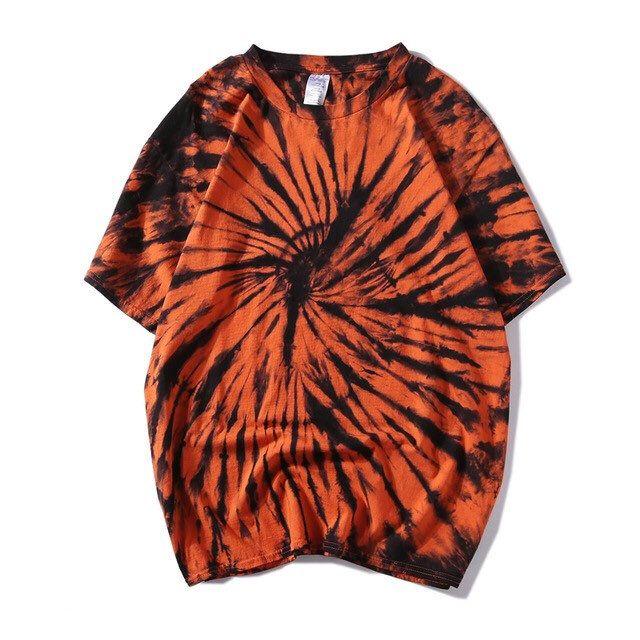 TIE DYE T SHIRT KIDS Tee Hipster Fashion Tye Die Tshirt Festival Grunge Rainbow