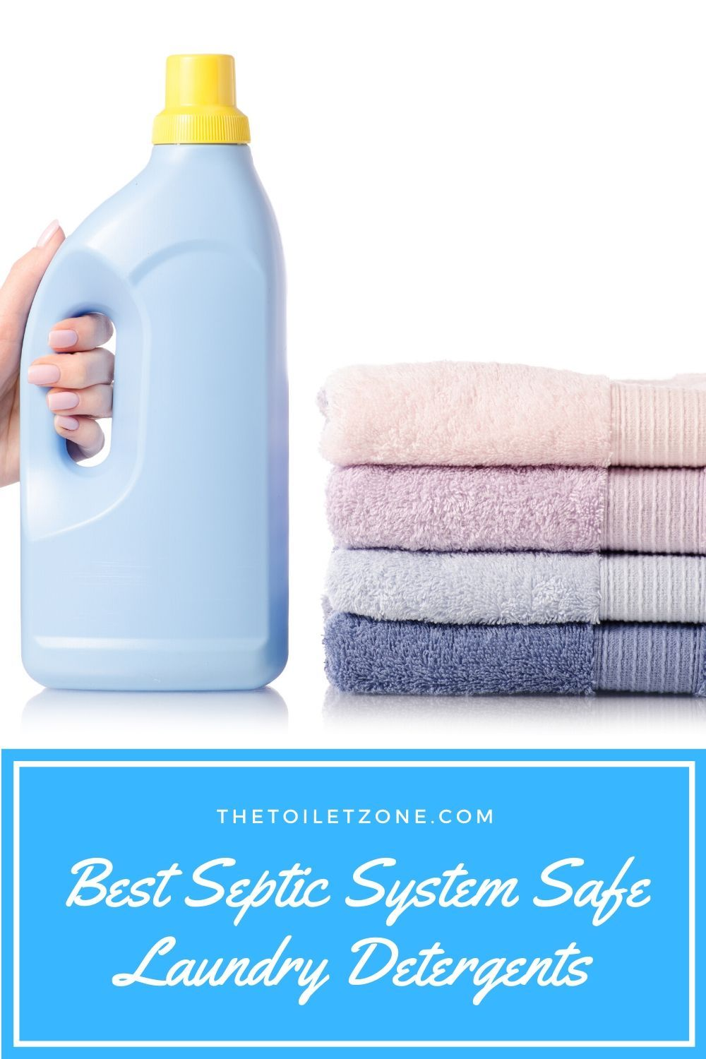Septic Safe Laundry Detergents