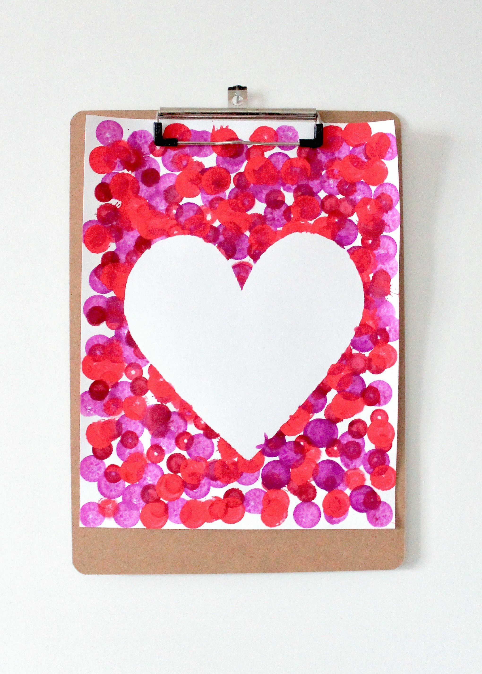Diy Dollar Store Valentine S Day Crafts