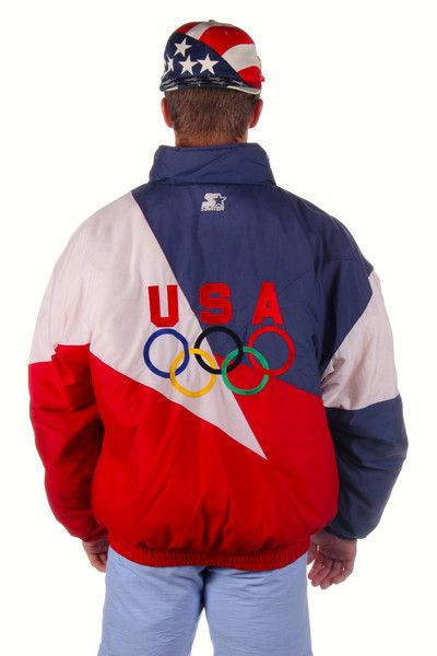 Starter USA Olympics Windbreaker Jacket | Get your USA gear and ...
