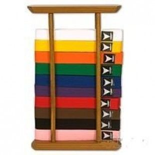 Karate Belt Levels Stacker Martial Art Karate Belt Display 10 Level Belt Display Karate Belt Display Karate Belt