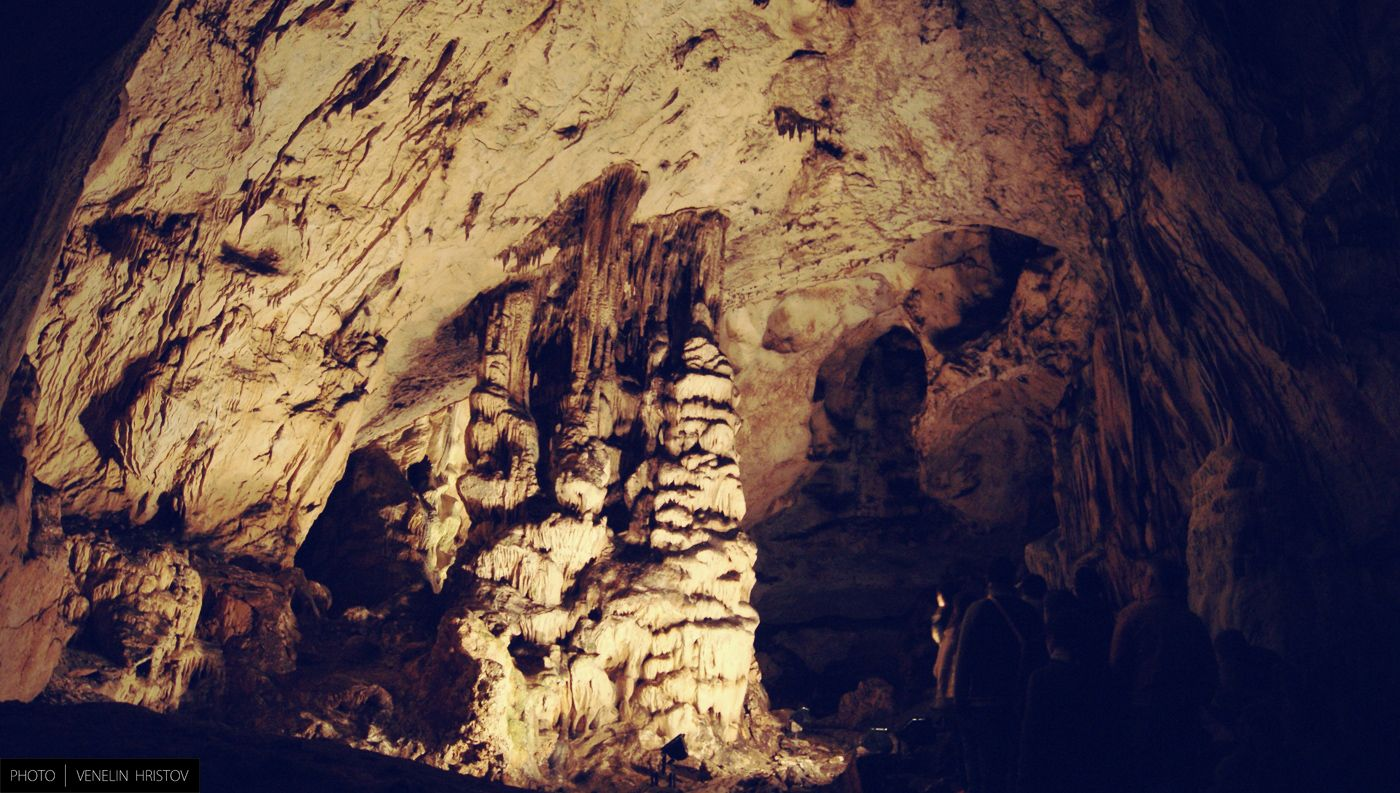 Magura Cave/Пещера Магурата