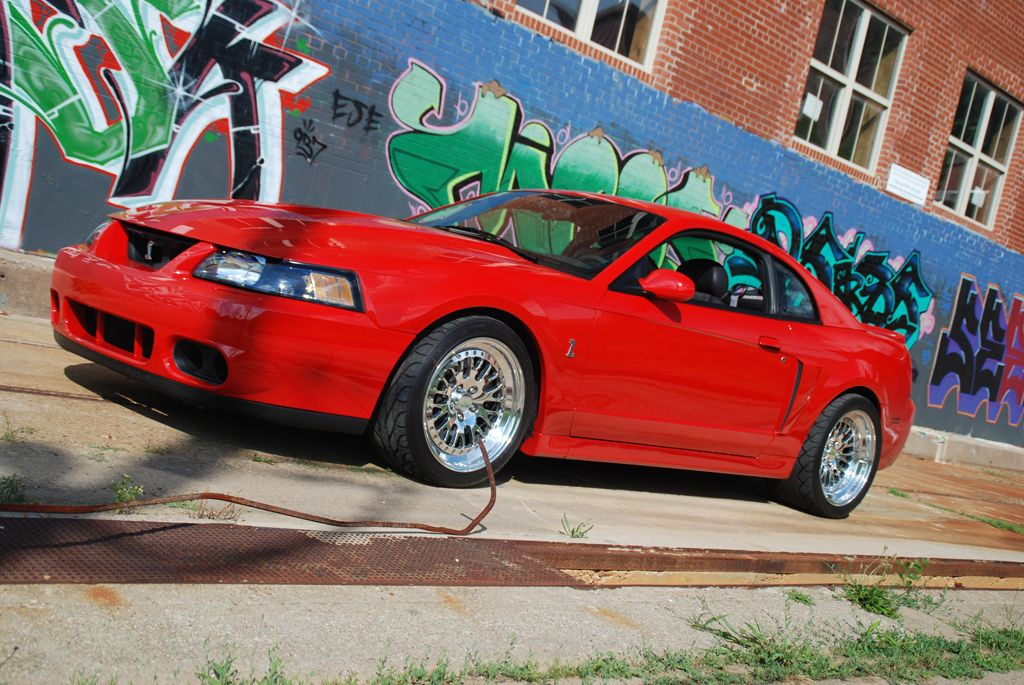 99-04 A Have Lot Work Good Mustang They Of Cobra To But Look