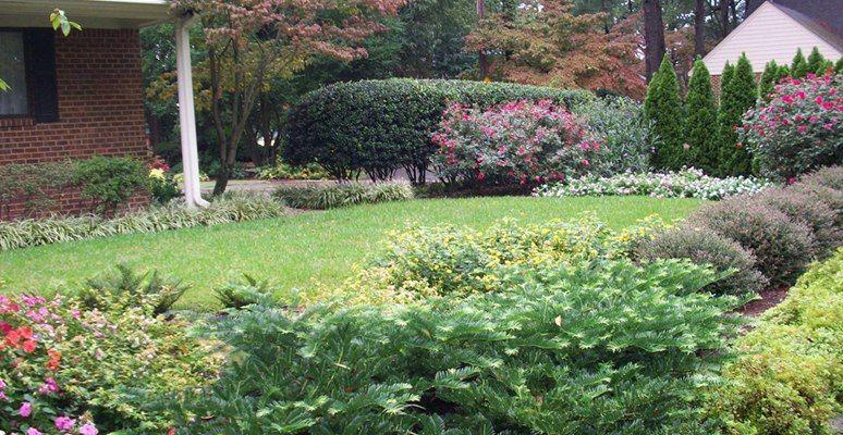 Classic Low Maintenance Design Landscape By Mcdonald Garden