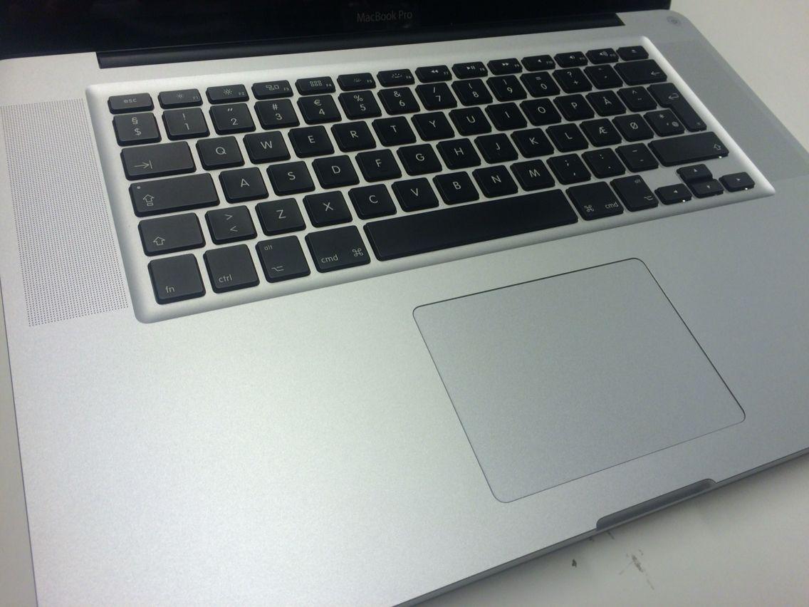 brugt macbook pro 15