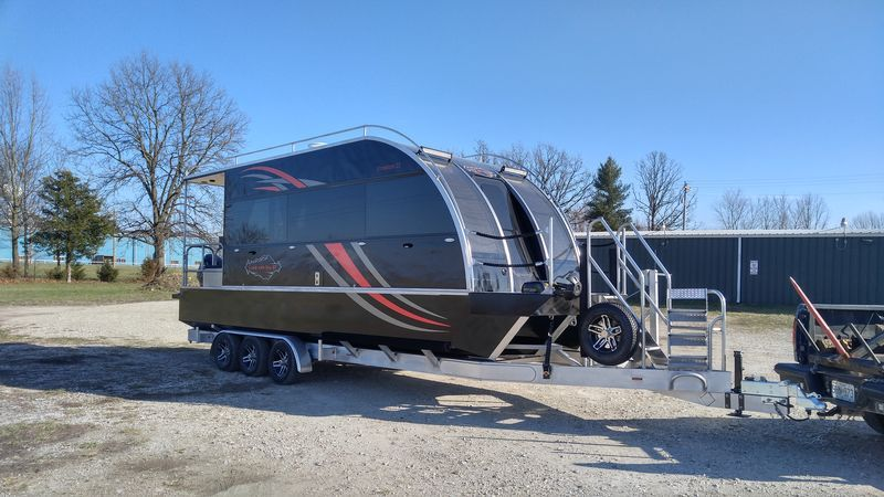 Rvs For Sale In Missouri >> 2018 Land And Sea Rv Freedom 25 For Sale Seymour Mo Rvt