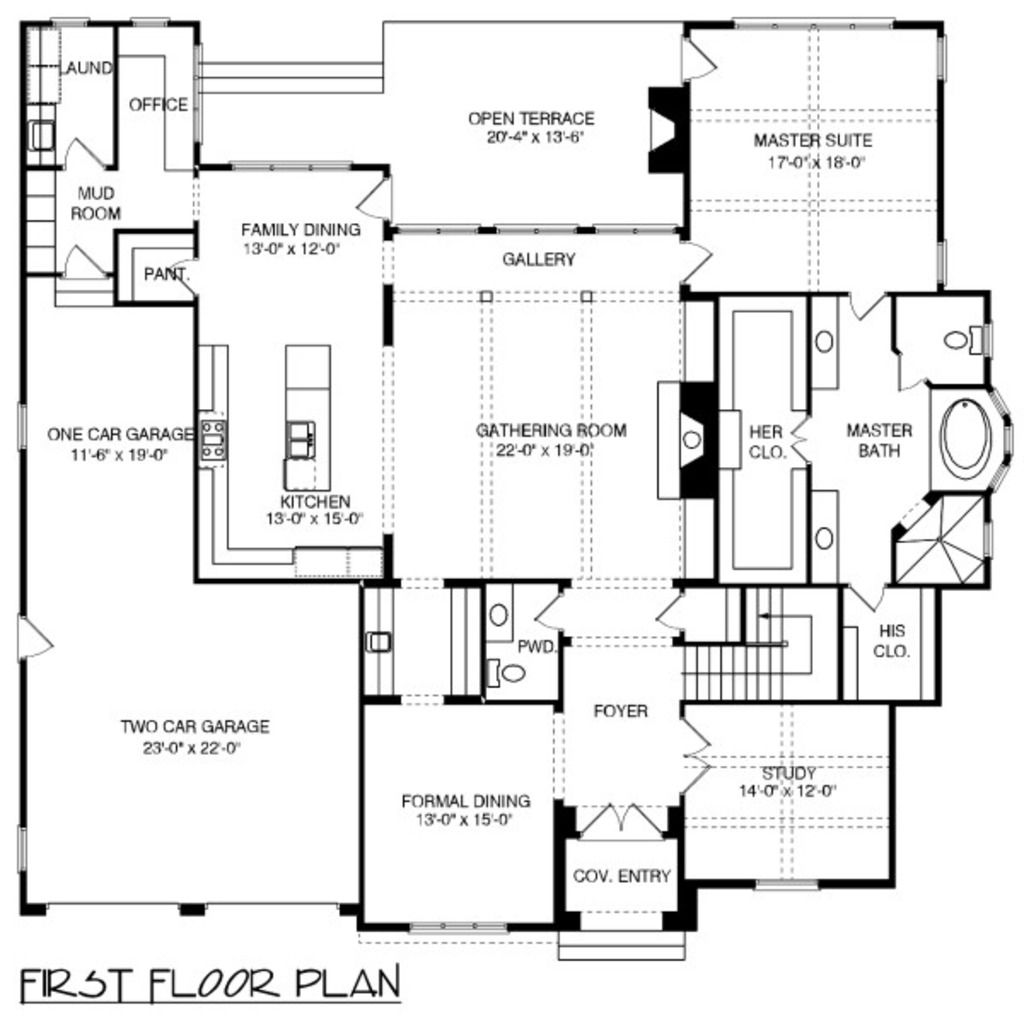 Plan 413 891 Love The Downstairs Areas Not Sure I Like