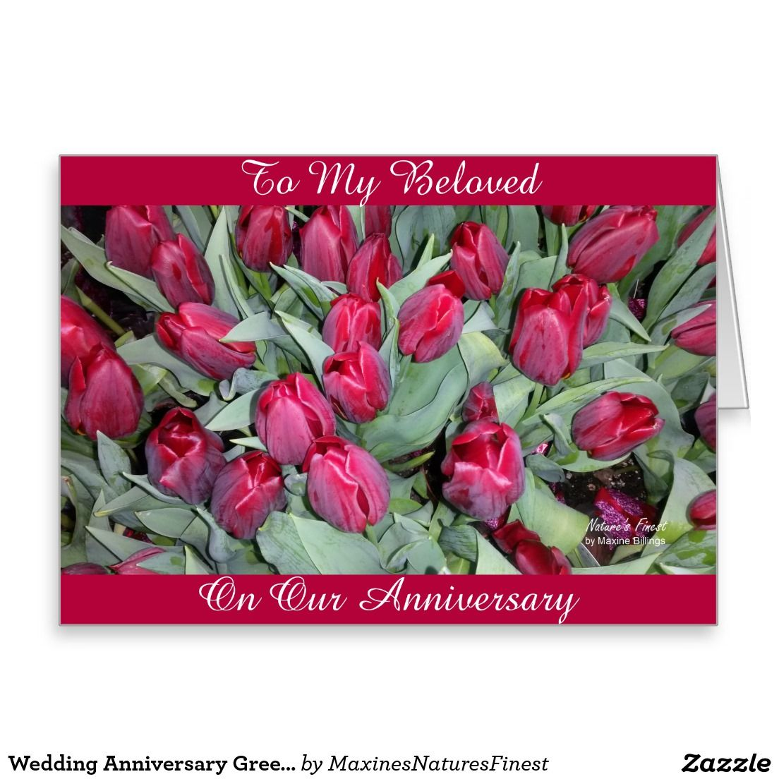 Wedding Anniversary Greeting Card Greeting Cards Pinterest