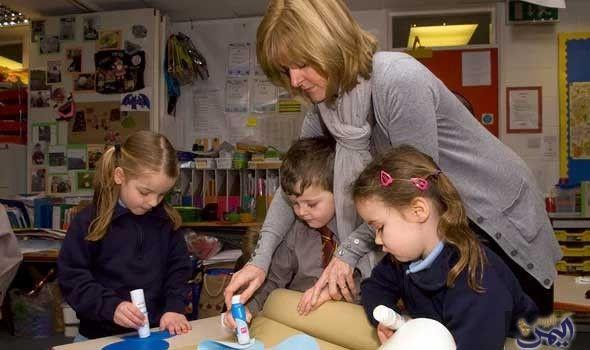 اشتراك المدرس الأساسي مع المساعد يمنح أفضل النتائج Teacher Teaching School