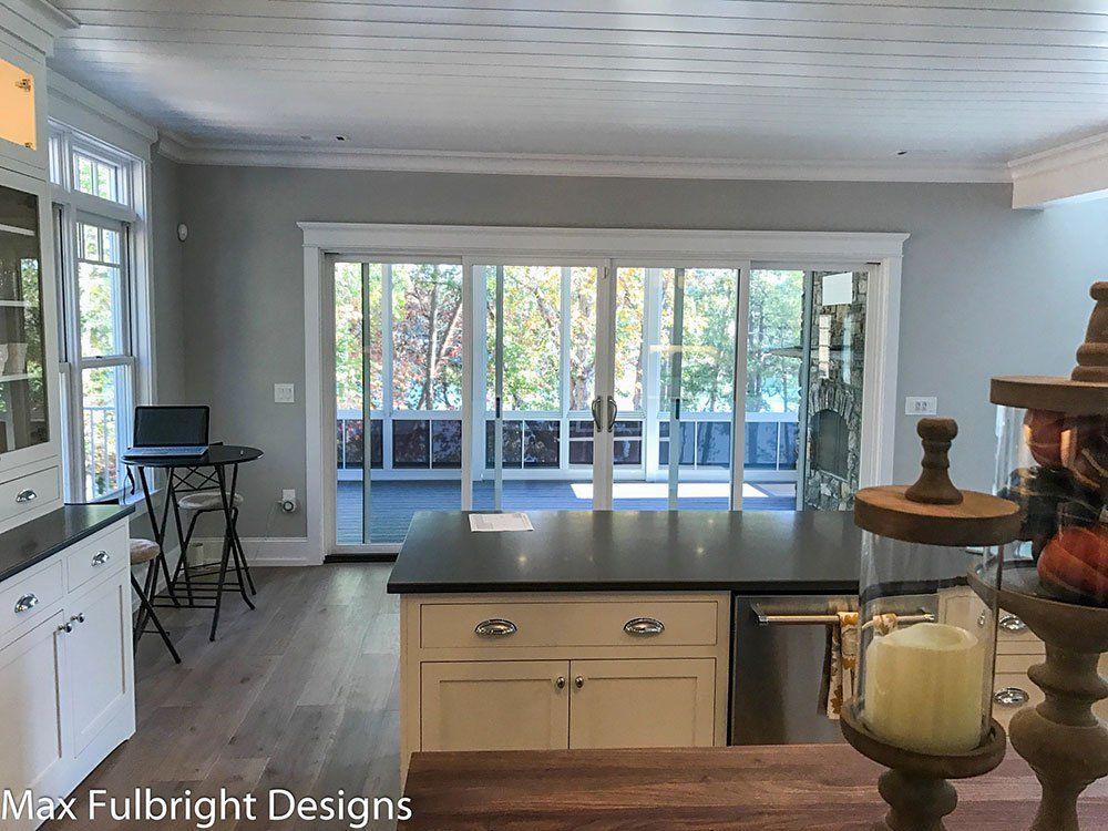 Craftsman Style Lake House Plan with Walkout Basement ...
