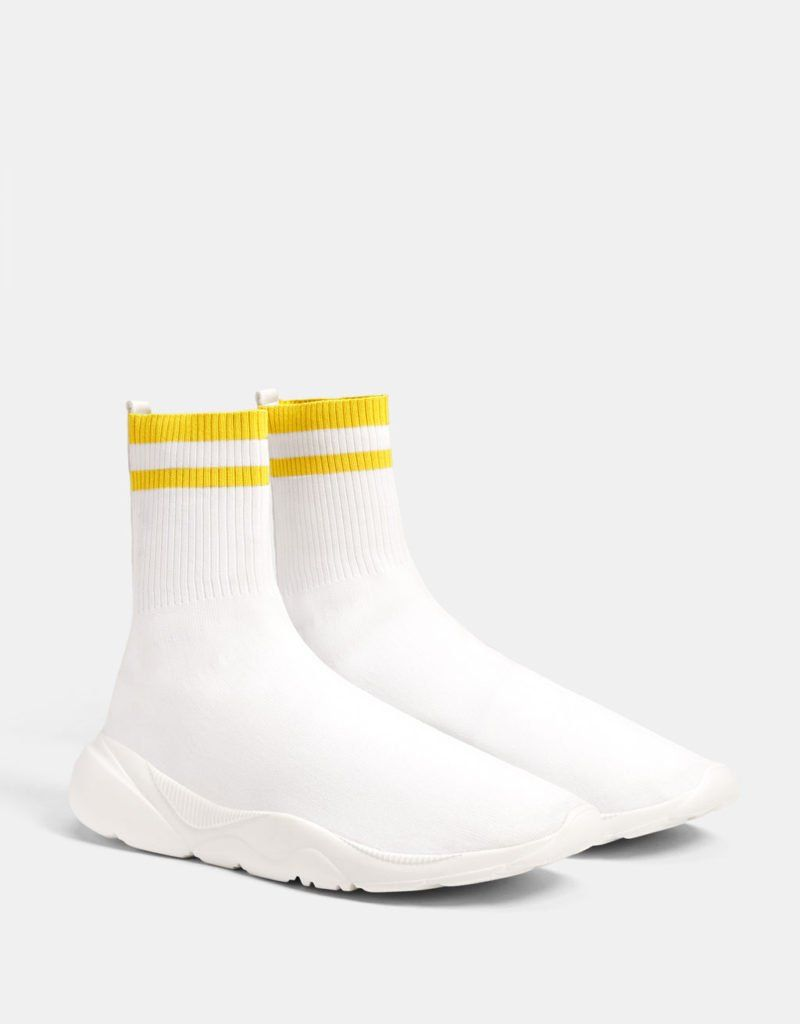 These Balenciaga Speed Sock Sneakers