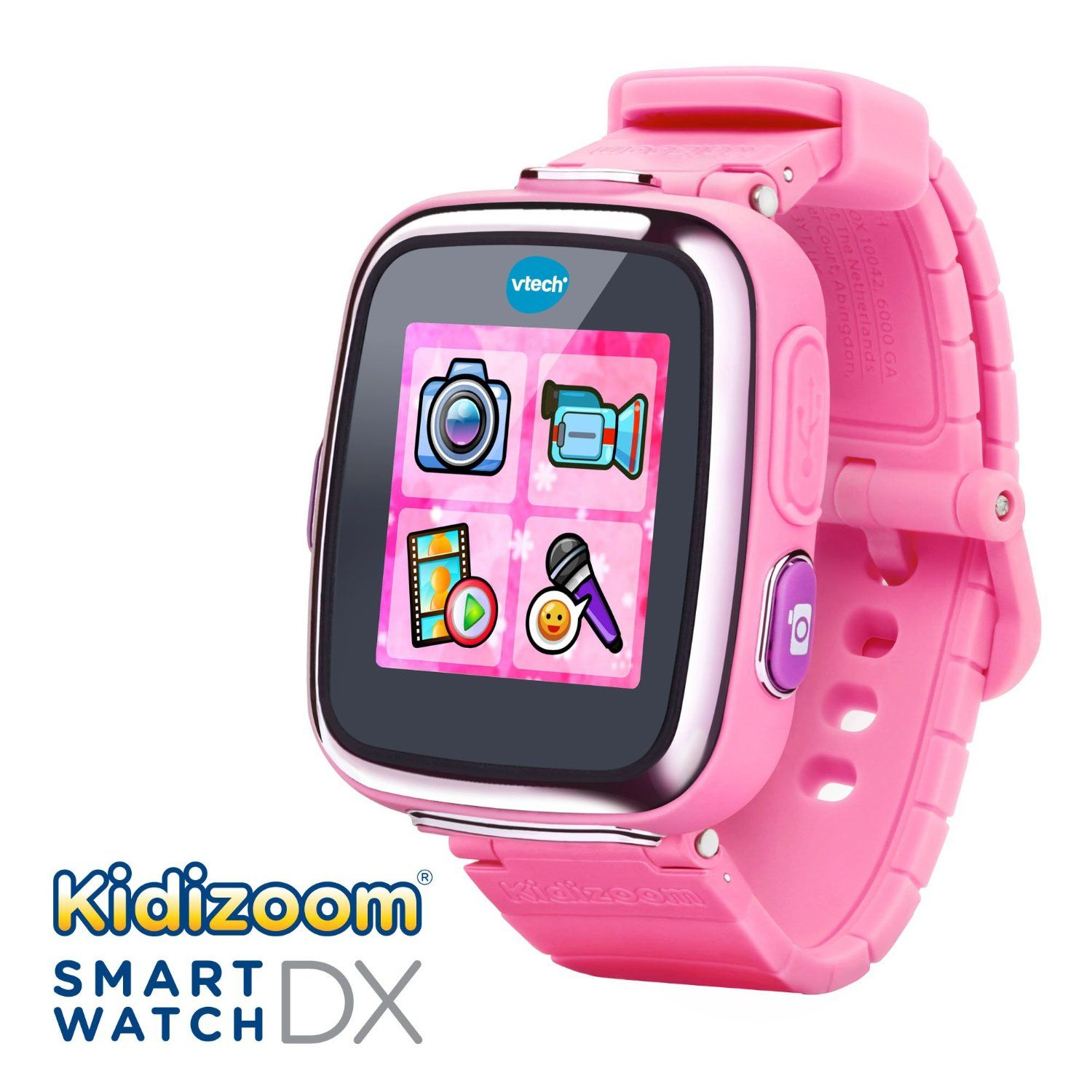 Amazoncom Vtech Kidizoom Smartwatch Dx Pink Online Exclusive Faultfinder Short Open Circuit Finder And Tracer 6 To 42 Toys Amp