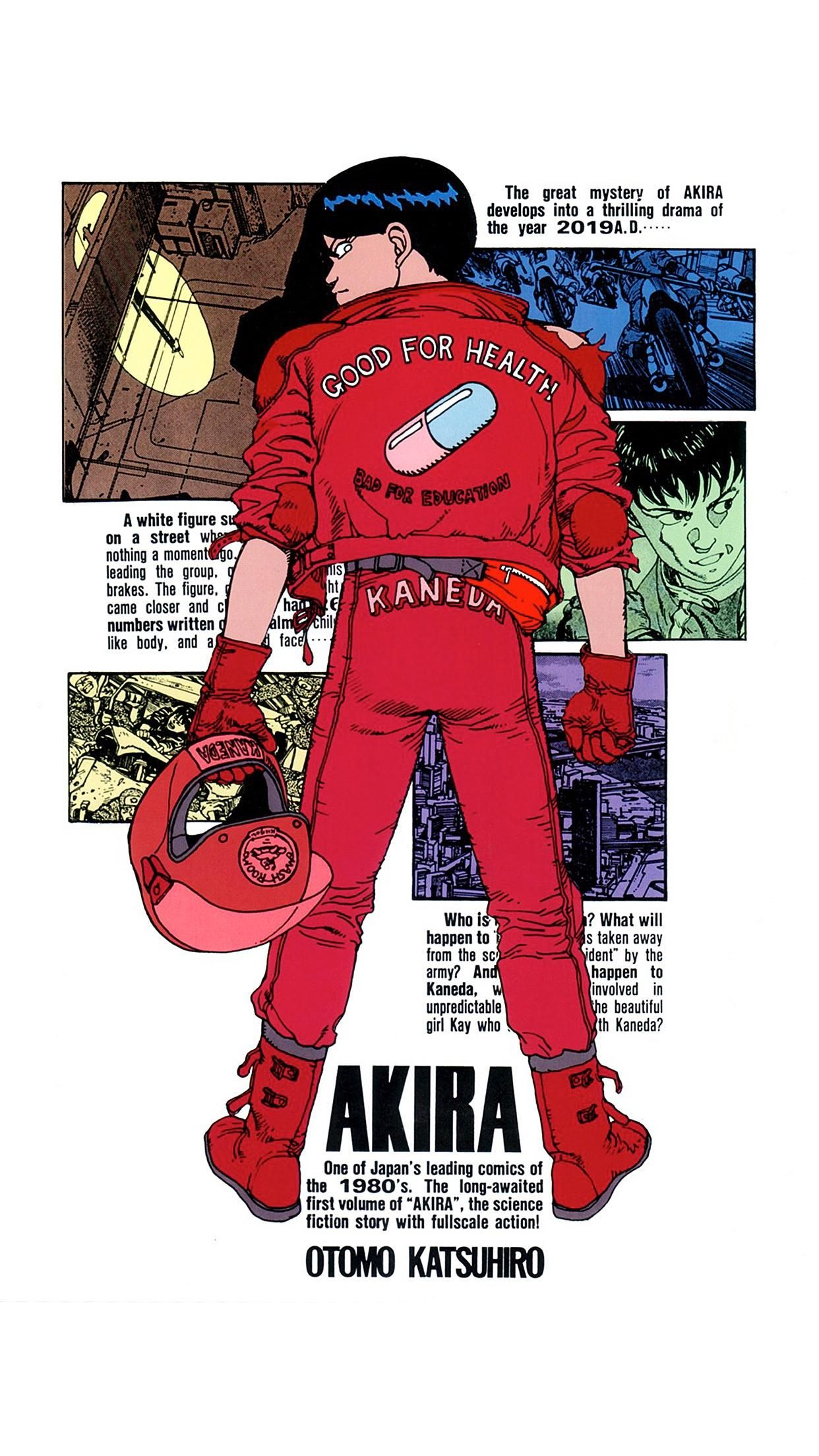 Akira Iphone Wallpaper Group 31 Akira Anime Akira Akira Manga