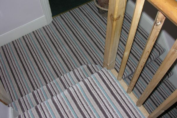 Striped Carpet On Stairs Google Search Stairs