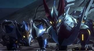 Ghost TSL: they grow up so fat <8D / Predaking: it's fast, Ghost