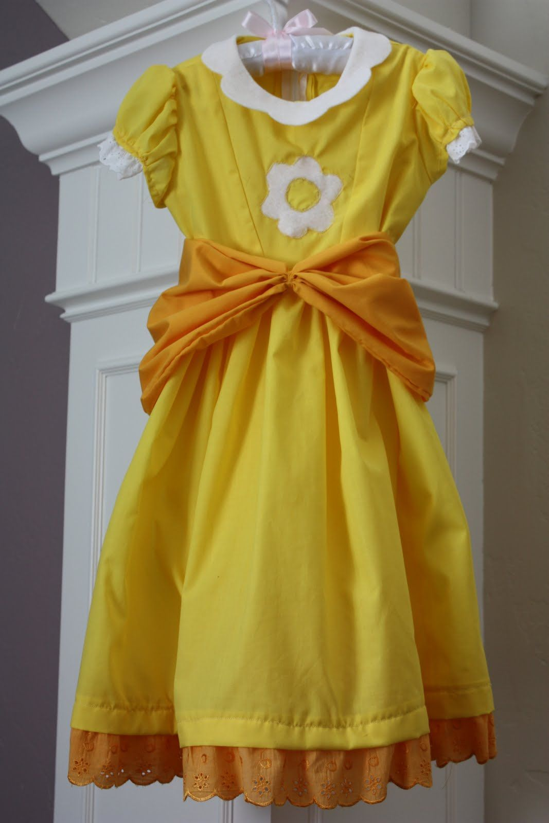 princess daisy costume - Google Search | Sewing ideas | Pinterest ...