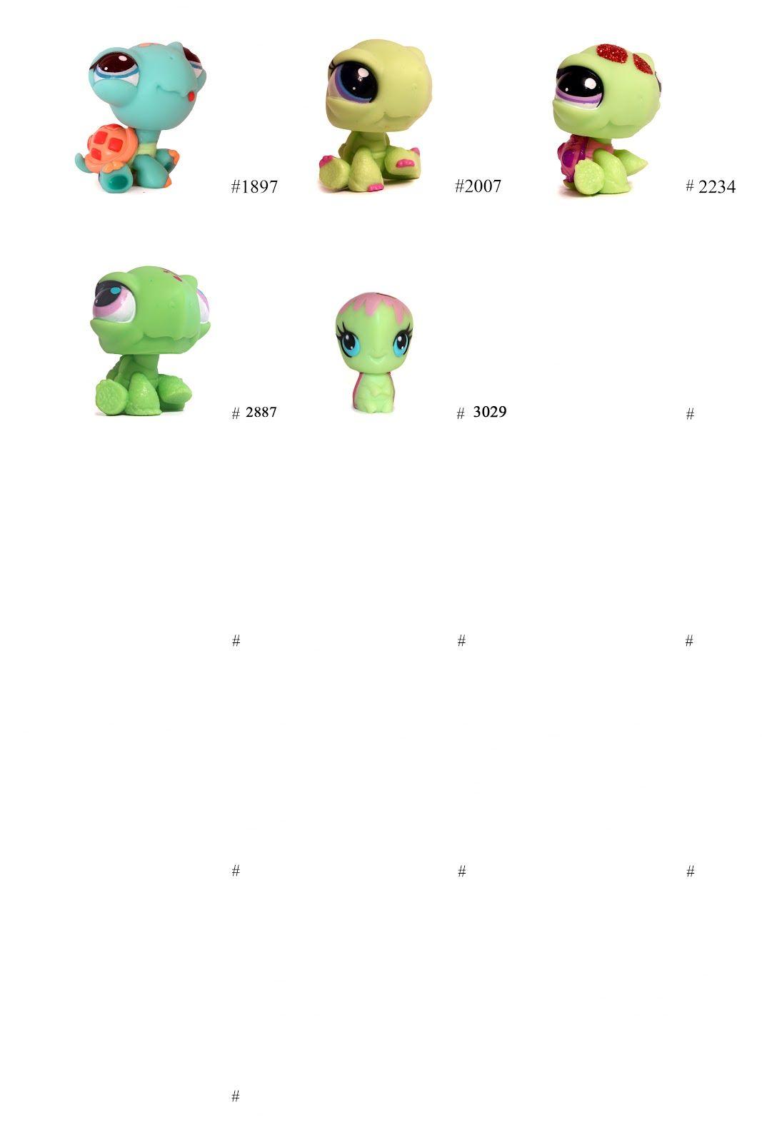 Nicole`s LPS blog - Littlest Pet Shop: Pets: Turtle