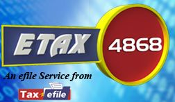 Extend Your Federal Personal Income Tax Filing By E Filing IRS Form 4868 Tax  Extension