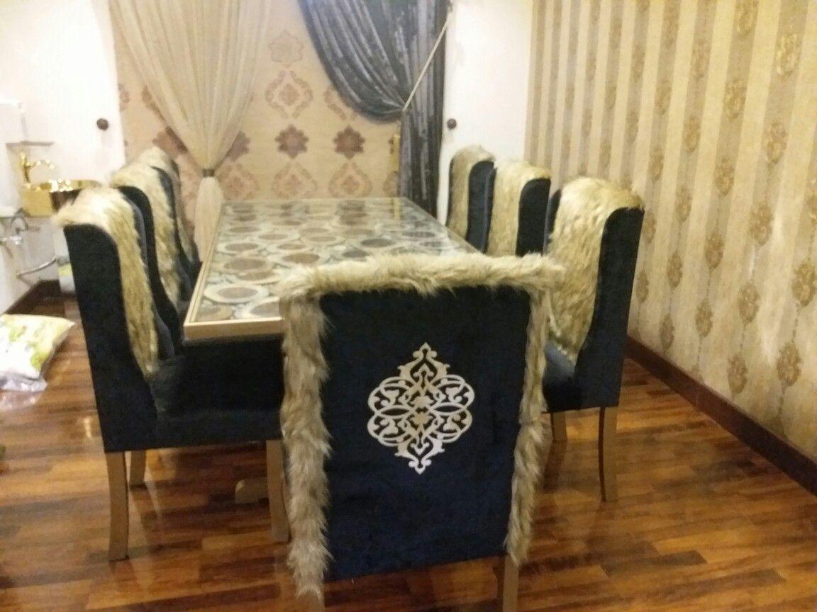 Pinrehan Malik On Nawaab Furnitures And Interiors  Pinterest Captivating Dining Room Furnitures Design Decoration