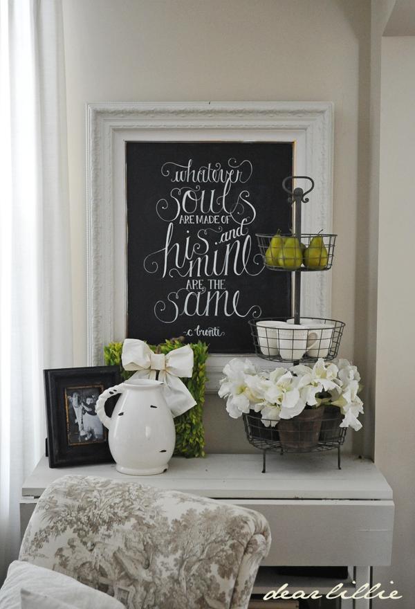 Bilderrahmen mit Tafel | nifty ideaers | Pinterest | Tafel ...