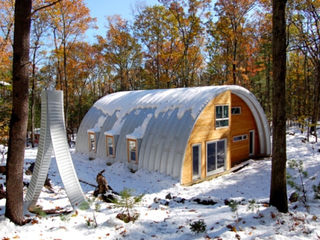 Quonset Hut Homes, Quonset Homes And Metal Building Homes
