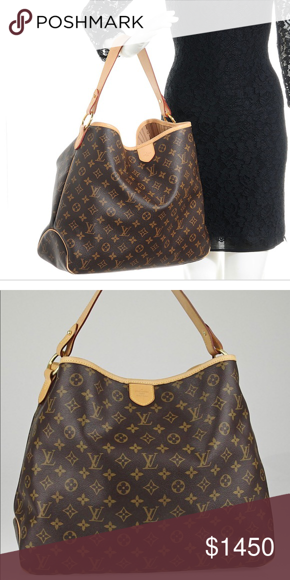 ab673479b984 Coming soon delightful mm discontinued Coming soon excellent condition The  Louis Vuitton Monogram Canvas Delightful MM